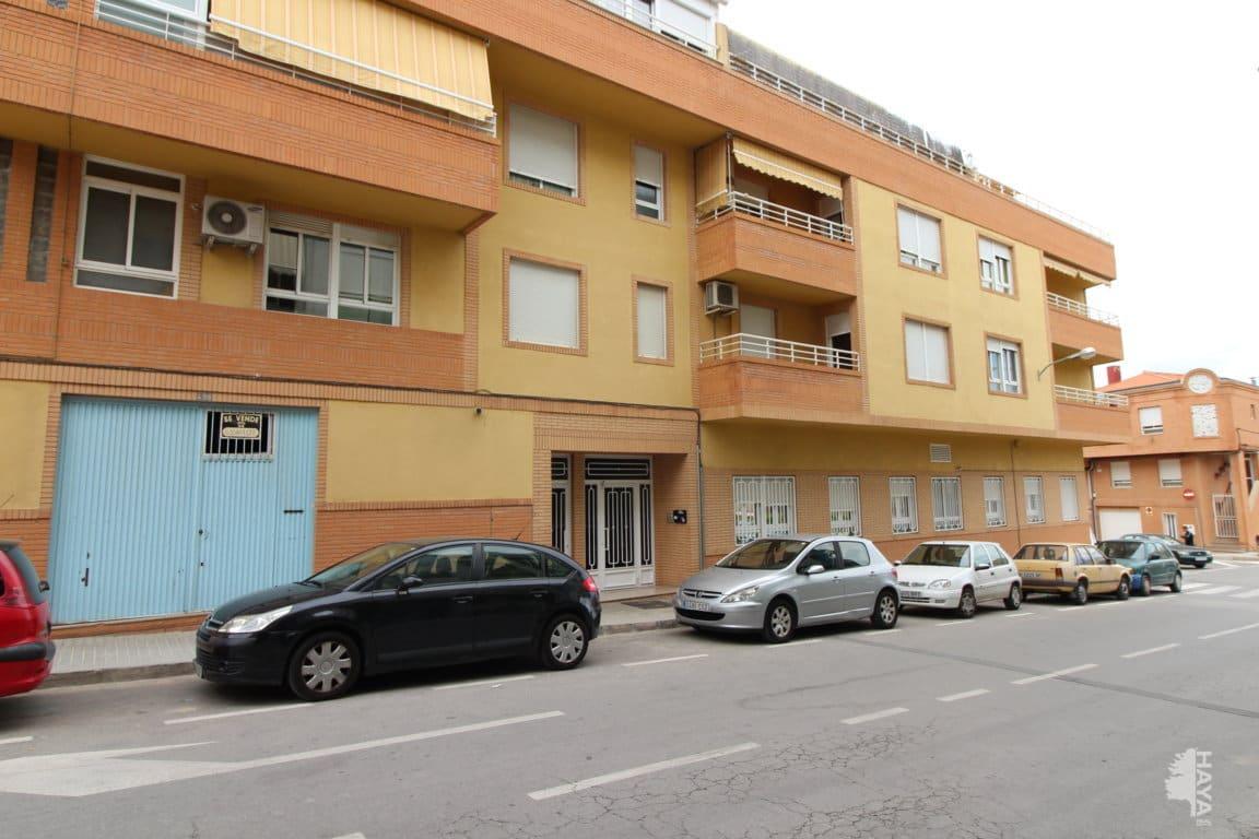 Piso en venta en Villena, Alicante, Calle Cañada, 95.500 €, 2 habitaciones, 1 baño, 117 m2