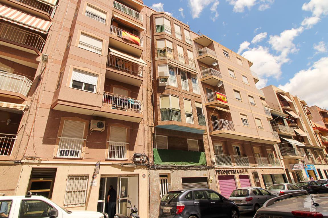 Piso en venta en Carrús Est, Elche/elx, Alicante, Calle Olegario Domarco Seller, 33.000 €, 3 habitaciones, 1 baño, 90 m2