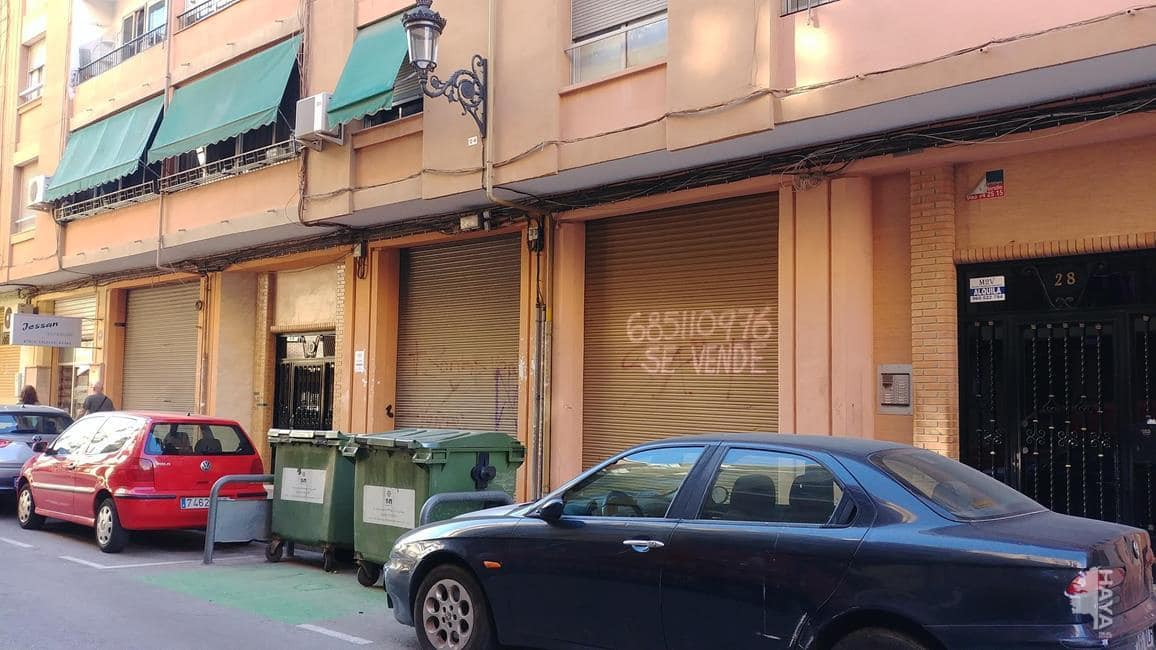 Local en venta en Quatre Carreres, Valencia, Valencia, Calle Villahermosa, 54.600 €, 95 m2