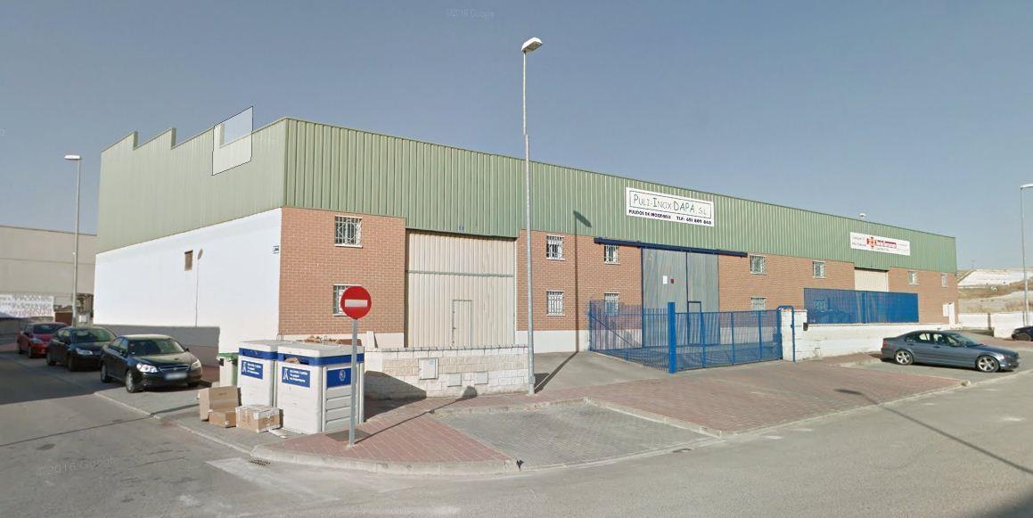 Industrial en venta en Zaratán, Valladolid, Camino Villanubla, 279.100 €, 522 m2
