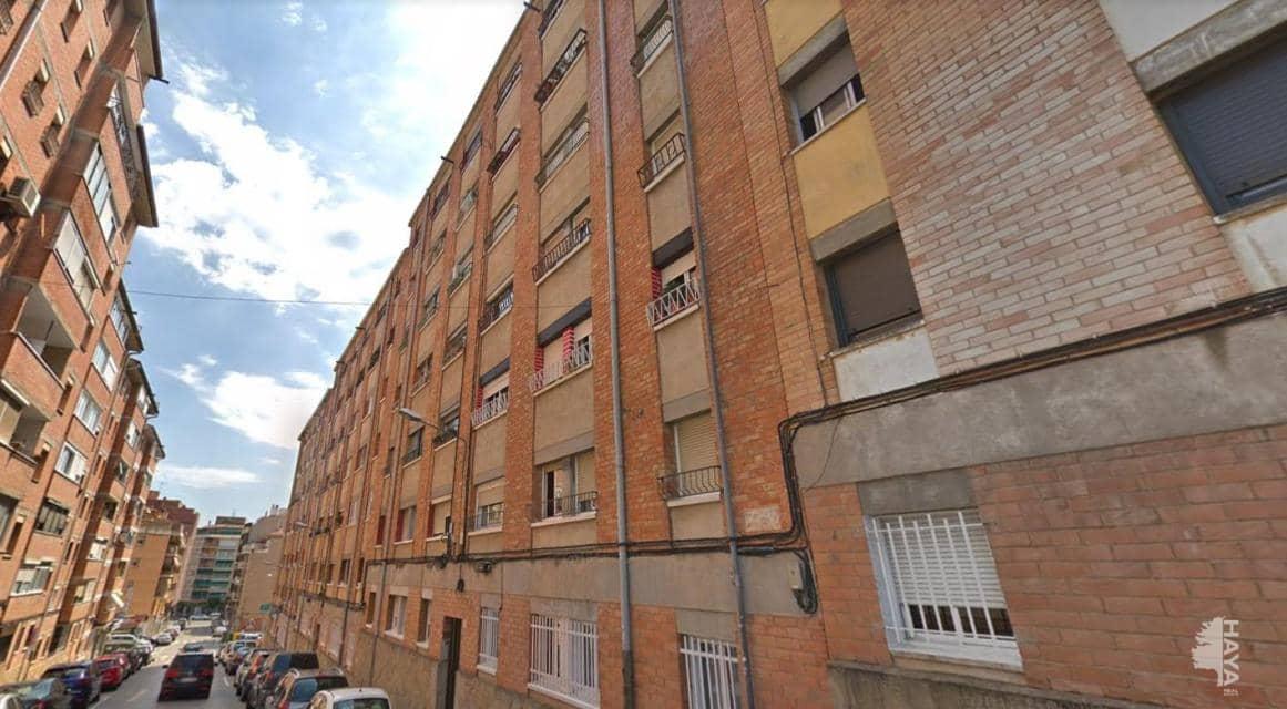 Piso en venta en Terrassa, Barcelona, Calle Antoni Maura, 94.000 €, 3 habitaciones, 1 baño, 73 m2