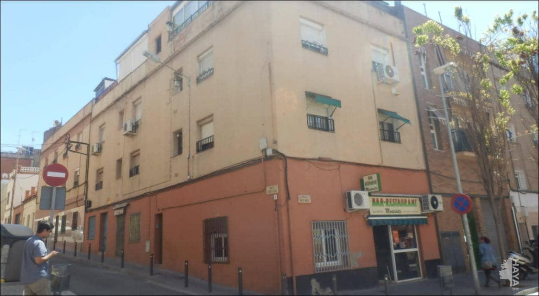 Piso en venta en Santa Coloma de Gramenet, Barcelona, Calle Flor I Cel, 88.000 €, 3 habitaciones, 1 baño, 52 m2