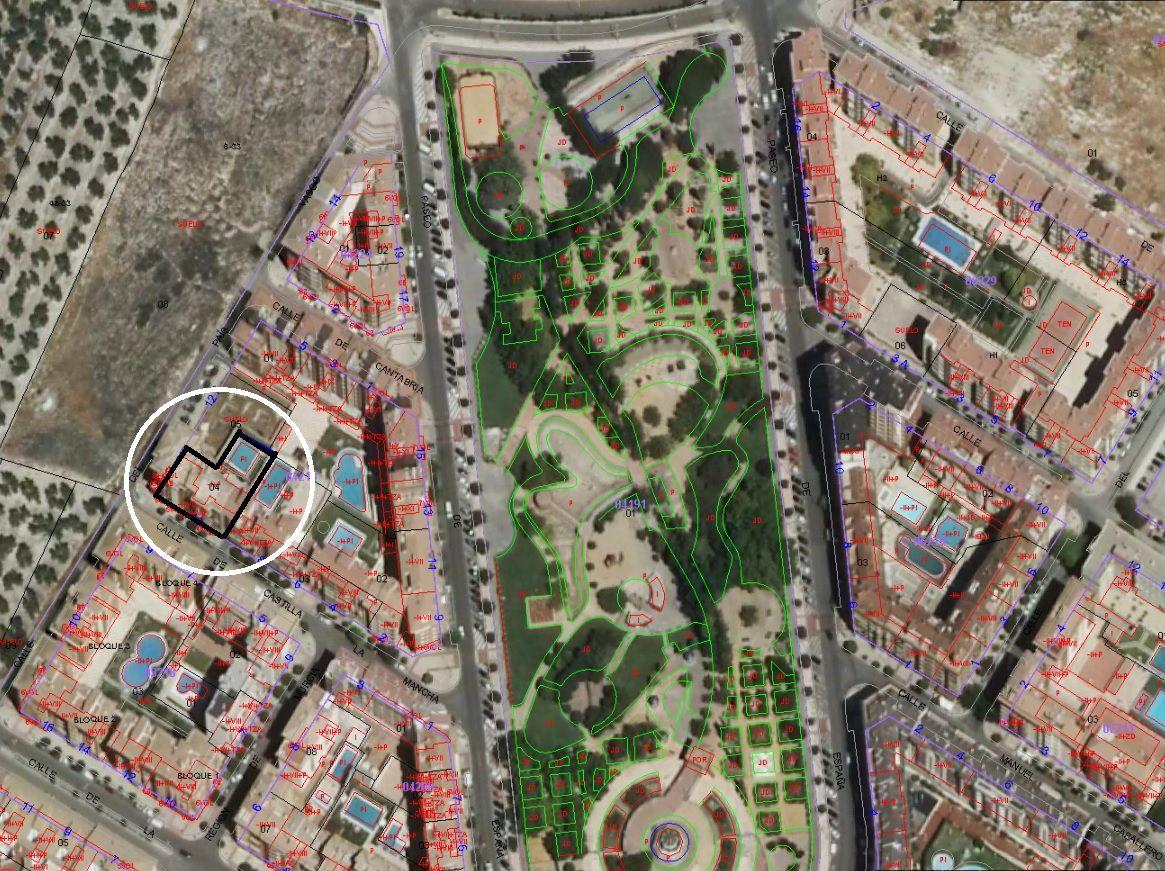 Oficina en venta en Jaén, Jaén, Calle Castilla la Mancha, 200.000 €, 123 m2