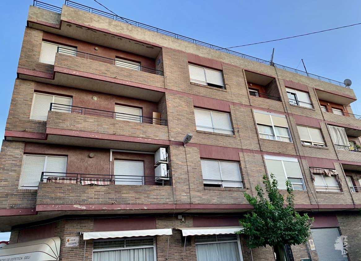 Piso en venta en Medellín, Almoradí, Alicante, Calle Alicante, 41.000 €, 3 habitaciones, 1 baño, 103 m2