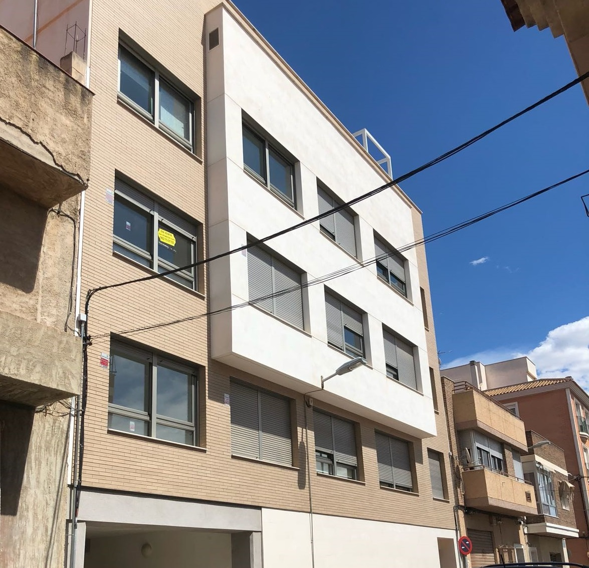 Piso en venta en Murcia, Murcia, Murcia, Calle Escultor Noguera Valverde, 57.700 €, 1 habitación, 1 baño, 53 m2