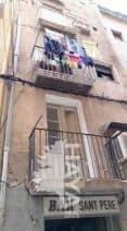 Piso en venta en Bítem, Tortosa, Tarragona, Calle S Pere, 12.000 €, 1 habitación, 1 baño, 38 m2