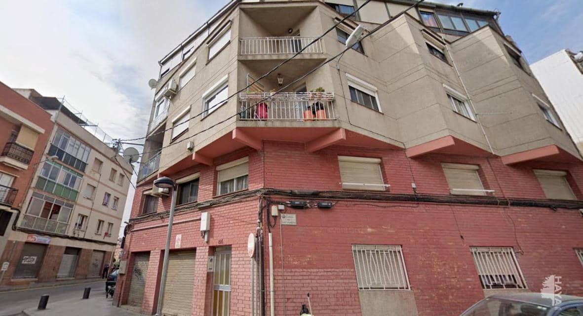 Piso en venta en Santa Coloma de Gramenet, Barcelona, Calle Sant Francesc, 115.560 €, 3 habitaciones, 1 baño, 62 m2