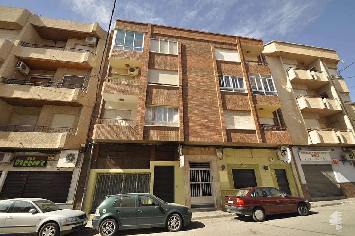 Piso en venta en Tobarra, Albacete, Calle Francisco Cano Fontecha, 77.330 €, 4 habitaciones, 2 baños, 104 m2