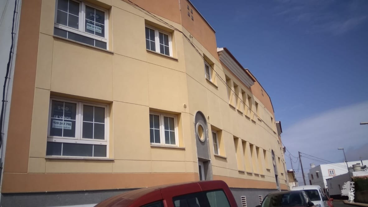 Piso en venta en El Risco, Firgas, Las Palmas, Calle Acebuche, 59.000 €, 3 habitaciones, 1 baño, 71 m2