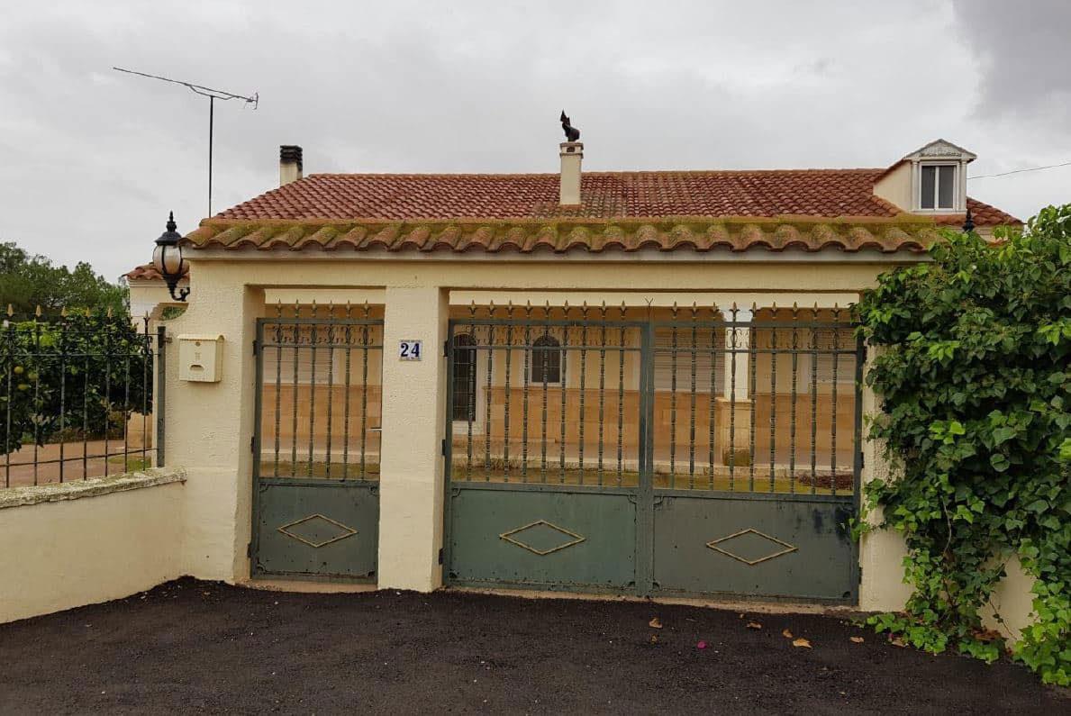 Casa en venta en Fuente Álamo de Murcia, Murcia, Calle Partida Jorge, 195.000 €, 4 habitaciones, 2 baños, 210 m2