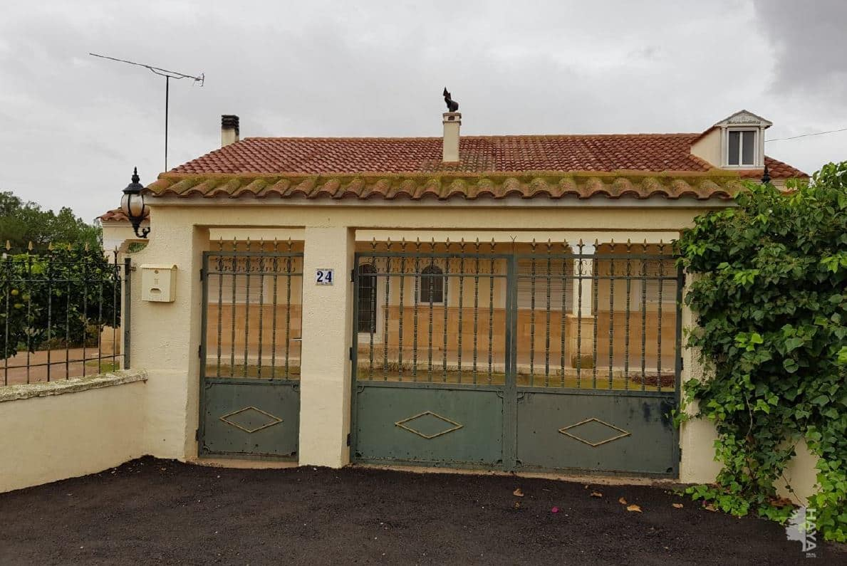 Casa en venta en Fuente Álamo de Murcia, Murcia, Calle Partida Jorge, 243.000 €, 4 habitaciones, 2 baños, 210 m2