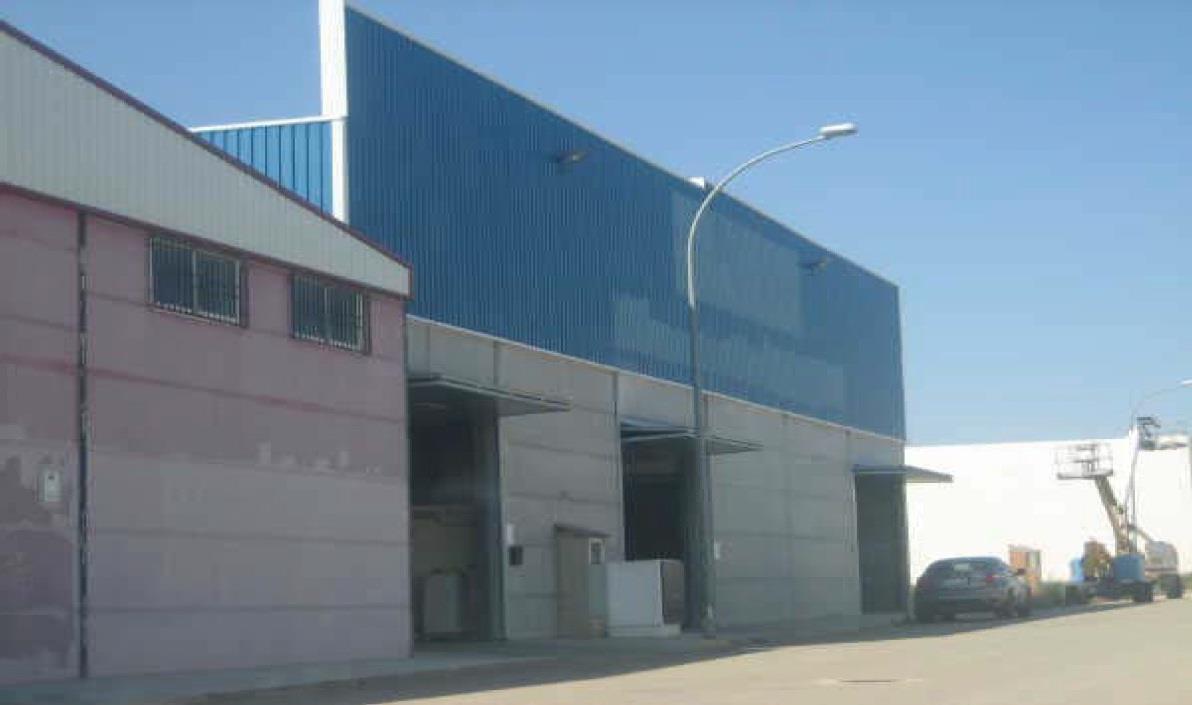 Industrial en venta en Minglanilla, Cuenca, Calle Poligono Fuente de los Arrieros, 110.800 €, 550 m2