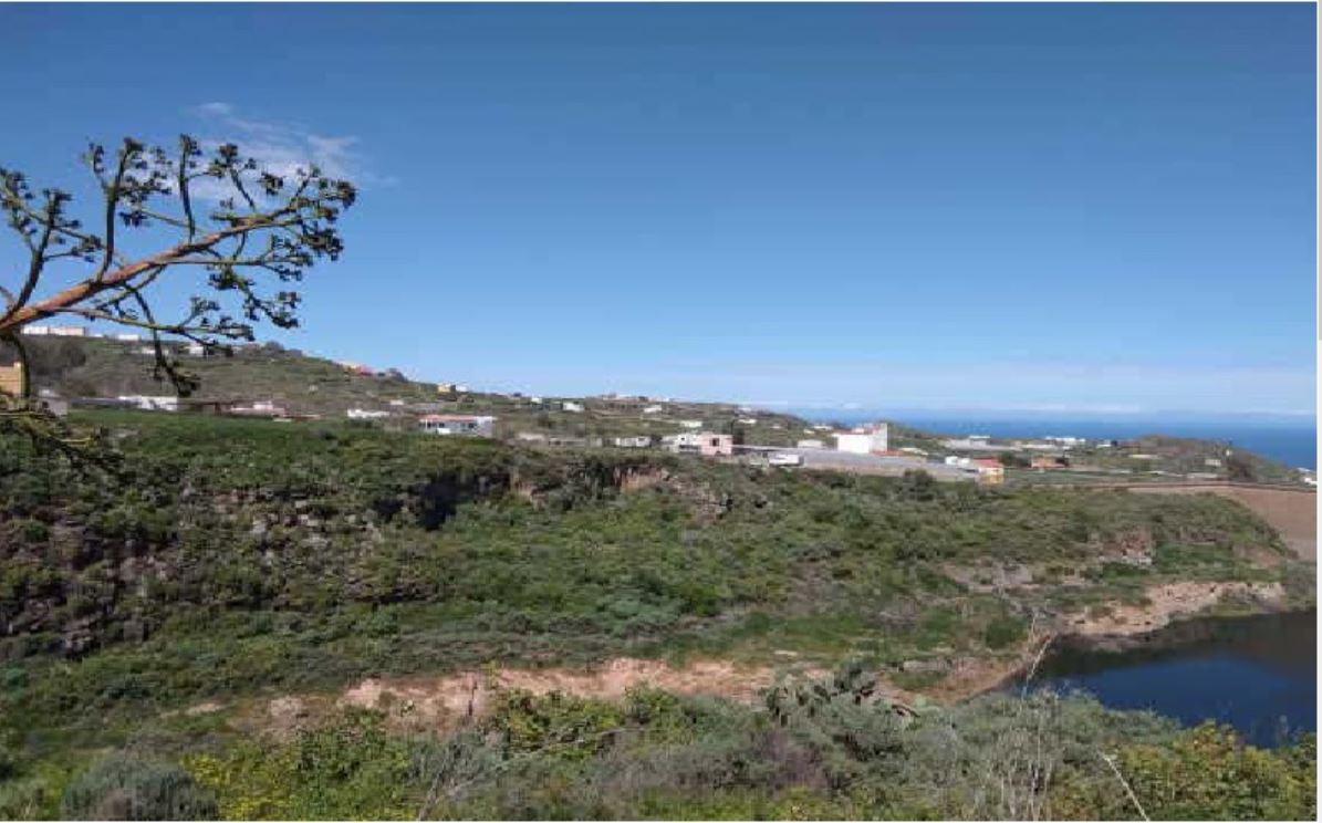 Suelo en venta en Tres Palmas, Santa María de Guía de Gran Canaria, Las Palmas, Paraje los Mondragones, 185.000 €, 12214 m2