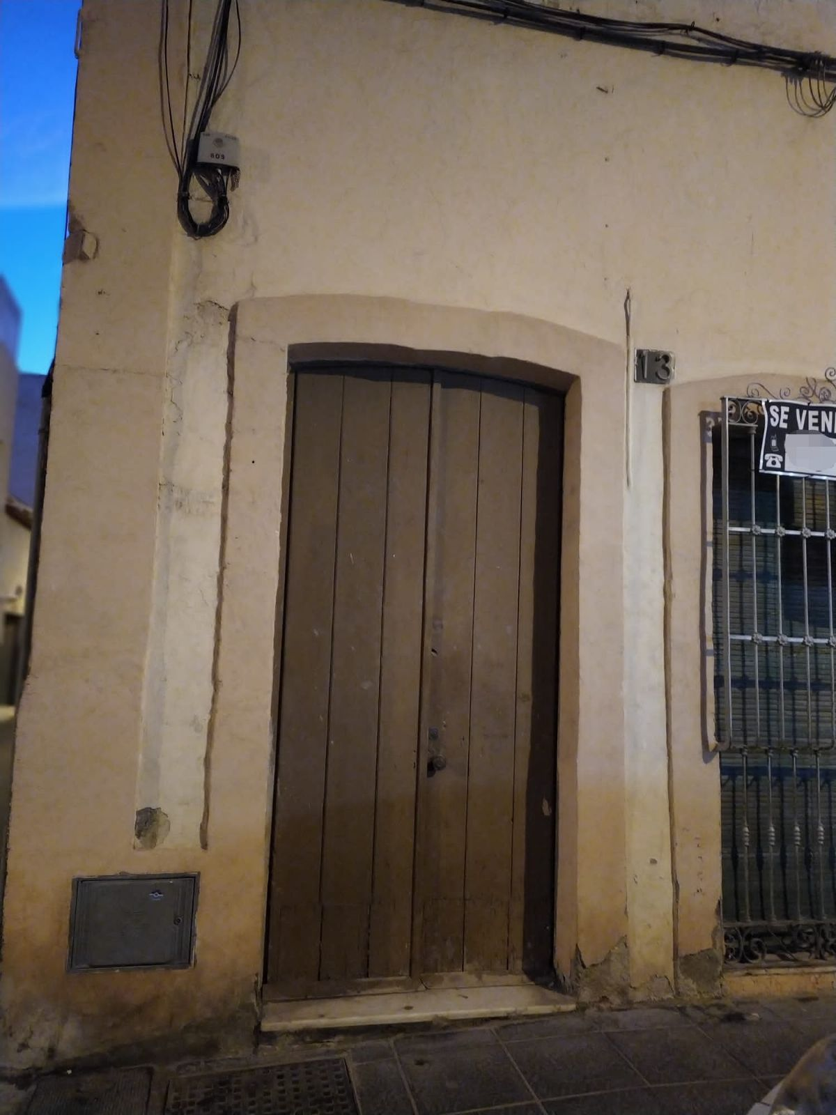 Casa en venta en 40006, Almería, Almería, Calle Ingles, 74.000 €, 85 m2