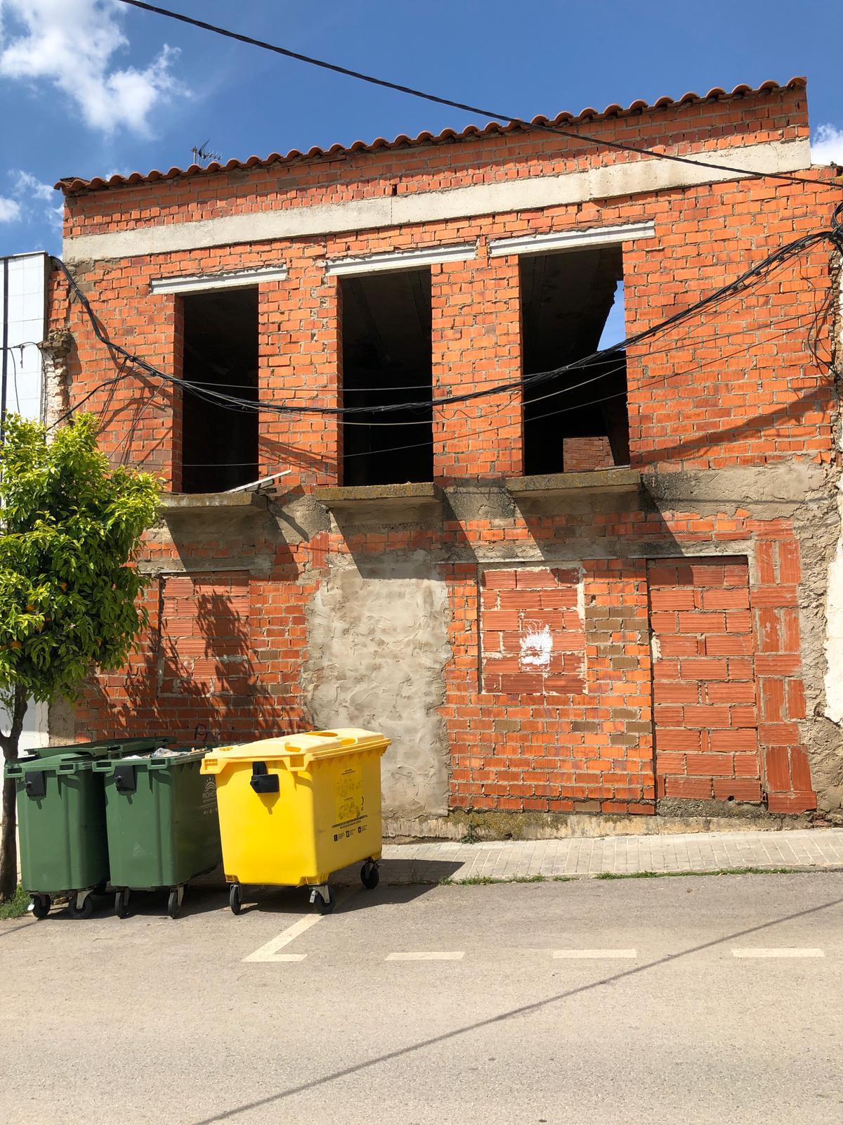Piso en venta en Casco Antiguo, Puebla de Sancho Pérez, Badajoz, Calle la Fuente, 15.000 €, 1 habitación, 1 baño, 86 m2
