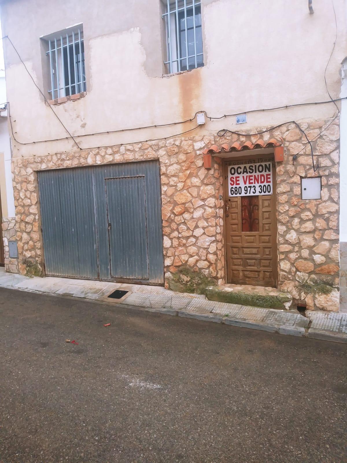 Casa en venta en Casas de Benítez, Cuenca, Calle Provincias, 71.000 €, 3 habitaciones, 2 baños, 243 m2