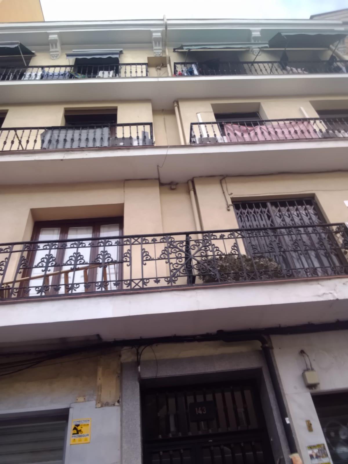 Piso en venta en  (madrid), Madrid, Paseo de la Delicias, 260.000 €, 3 habitaciones, 1 baño, 80 m2