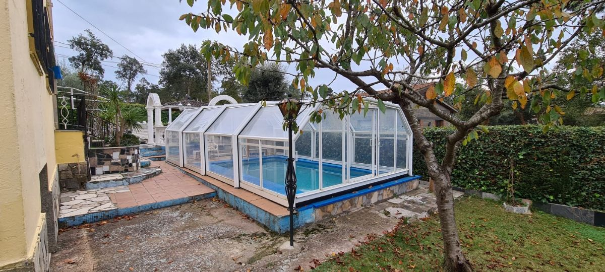 Casa en venta en Esquibien, Caldes de Malavella, Girona, Sota, 340.000 €, 6 habitaciones, 3 baños, 298 m2