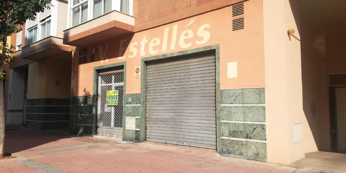 Local en venta en Poblados Marítimos, Burriana, Castellón, Calle Madre Teresa de Calcuta, 130.000 €, 440 m2