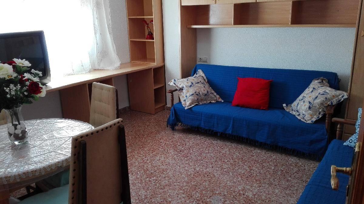 Piso en alquiler en San Vicente del Raspeig/sant Vicent del Raspeig, Alicante, Calle Velazquez, 220 €, 1 habitación, 2 baños, 15 m2