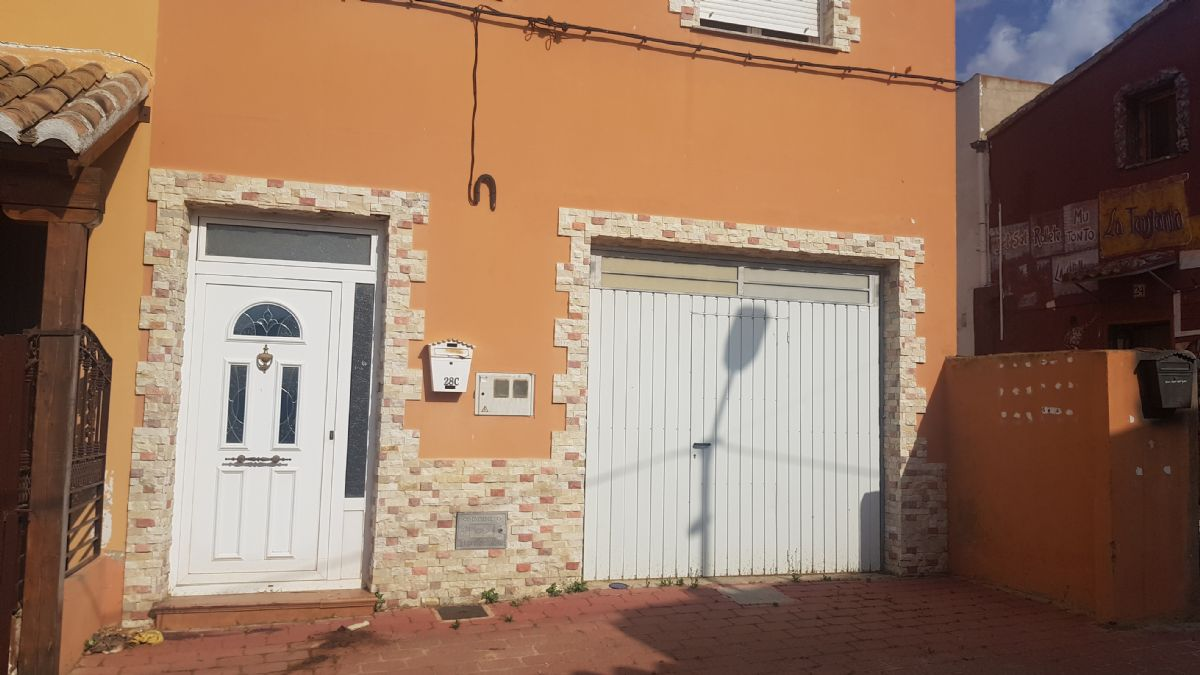Casa en venta en Distrito Bellavista-la Palmera, Motilleja, Albacete, Calle Mediodia, 95.500 €, 4 habitaciones, 2 baños, 250 m2
