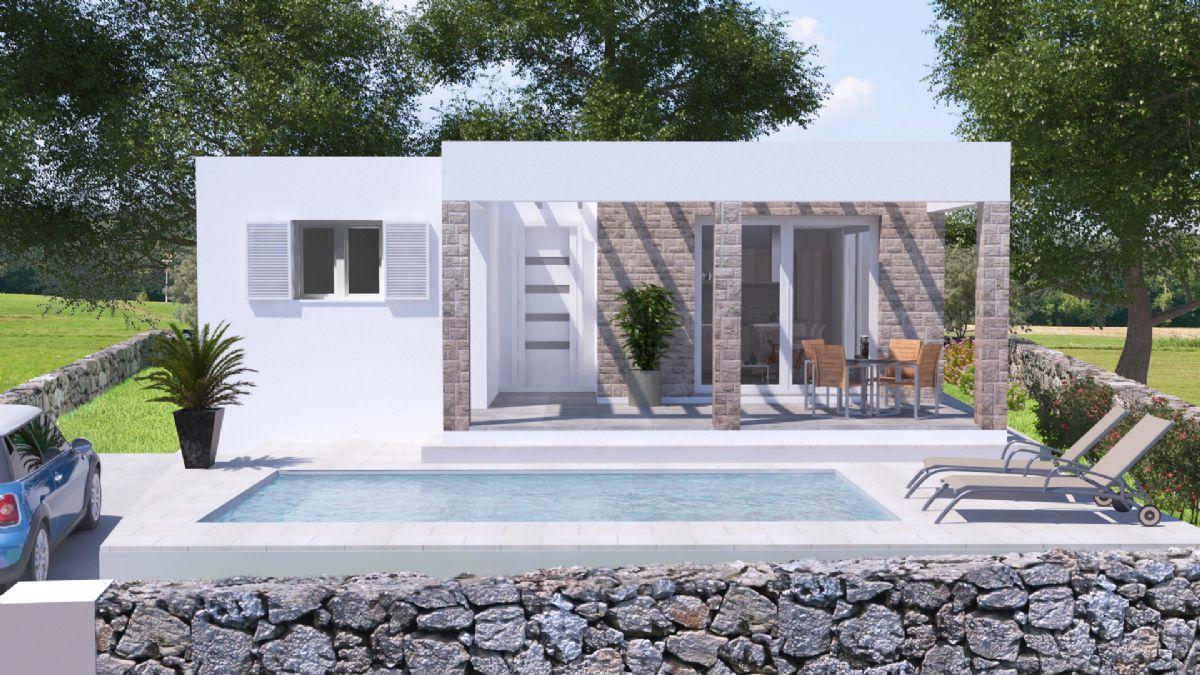 Casa en venta en Cala en Porter, Alaior, Baleares, Paseo de la Playa, 335.000 €, 3 habitaciones, 2 baños, 85 m2