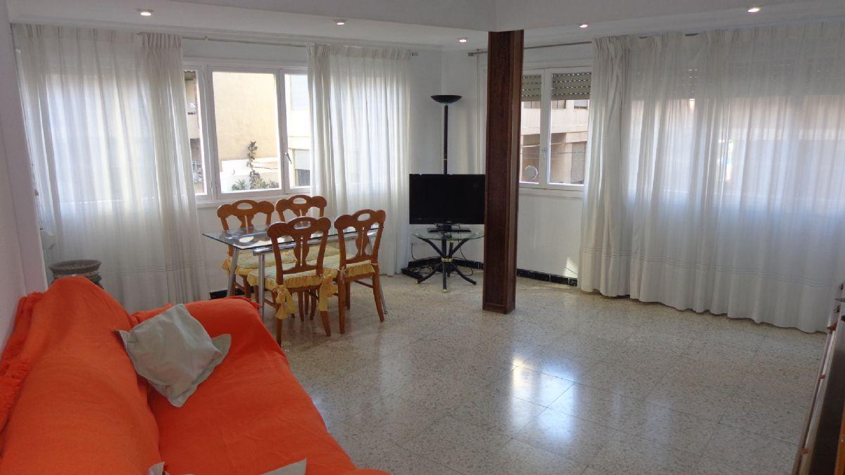 Piso en venta en Campoamor, Alicante/alacant, Alicante, Calle Capitán Amador, 149.000 €, 3 habitaciones, 2 baños, 120 m2
