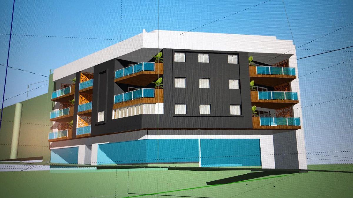 Piso en venta en Torre del Campo, Jaén, Paseo 10 de Junio, 155.000 €, 3 habitaciones, 2 baños, 140 m2