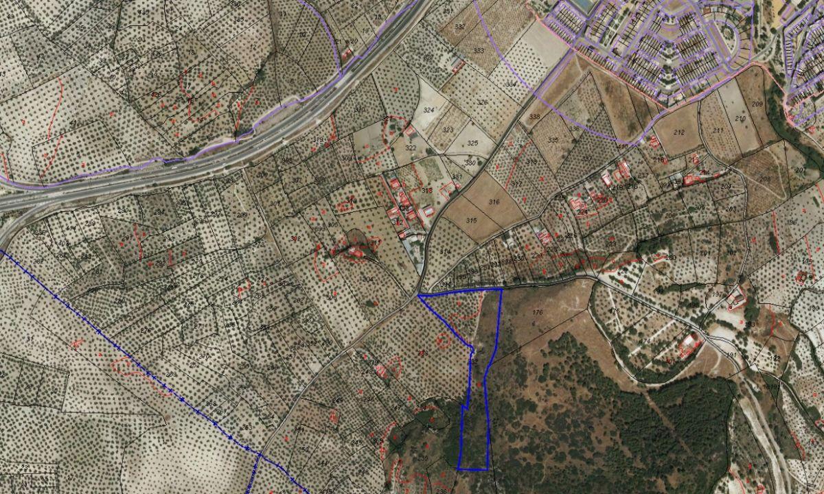 Suelo en venta en Torre del Campo, Jaén, Urbanización Pilica, 350.000 €, 40000 m2