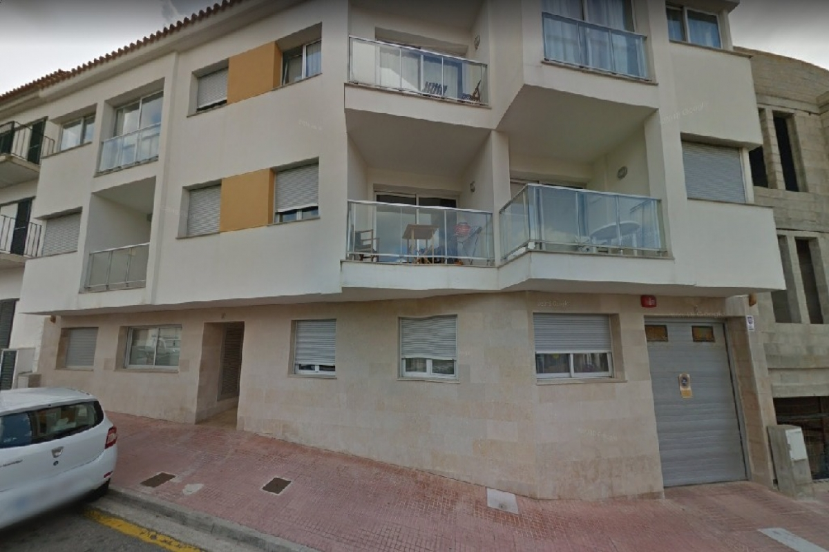 Parking en venta en Es Mercadal, Es Mercadal, Baleares, Calle Via Ronda, 5.700 €, 16 m2