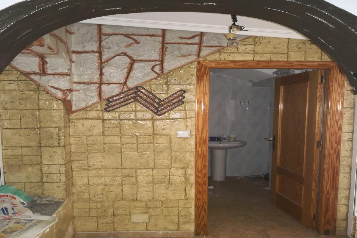 Piso en venta en Molina de Segura, Murcia, Calle Doctor Fleming, 47.500 €, 2 habitaciones, 1 baño, 73 m2