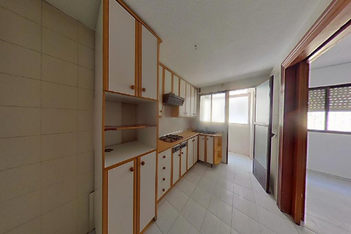Piso en venta en Piso en Murcia, Murcia, 80.500 €, 3 habitaciones, 2 baños, 102 m2