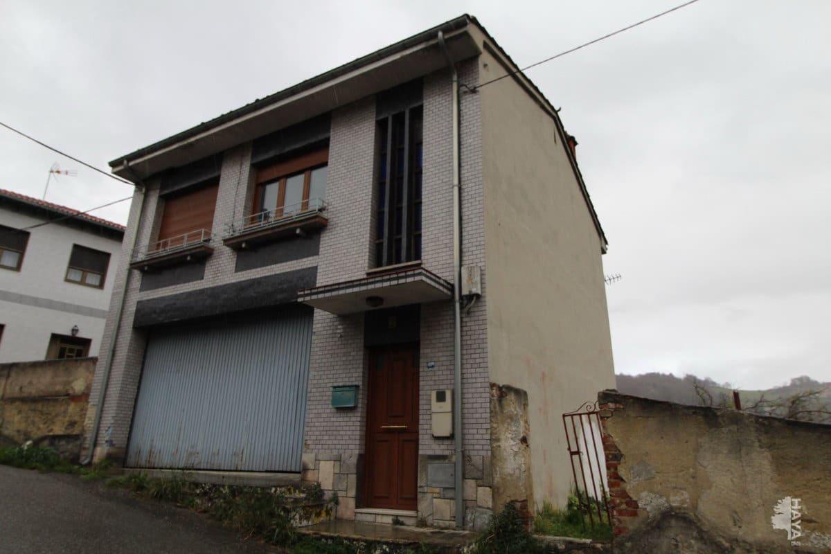 Casa en venta en Langreo, Asturias, Calle Prau la Fuente, 70.200 €, 1 habitación, 1 baño, 145 m2