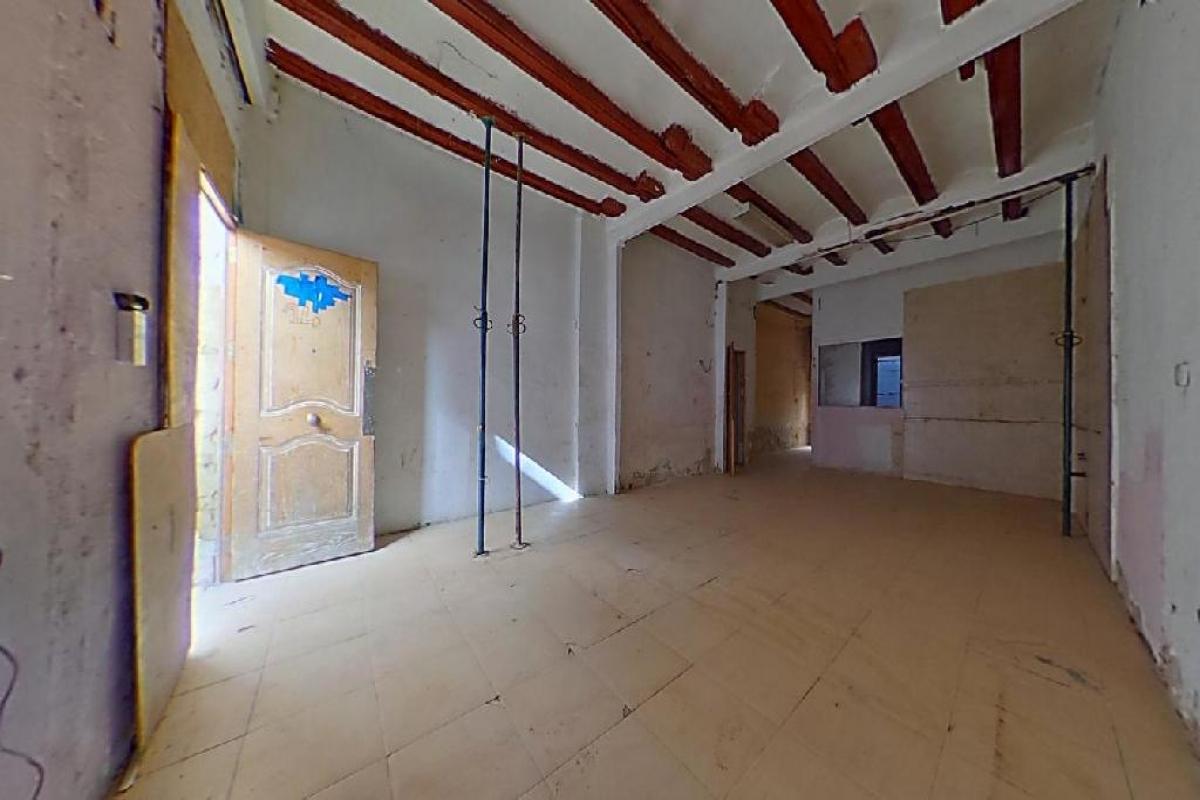 Piso en venta en El Cortès, Valencia, Valencia, Calle Salinar, 80.500 €, 1 habitación, 1 baño, 69 m2