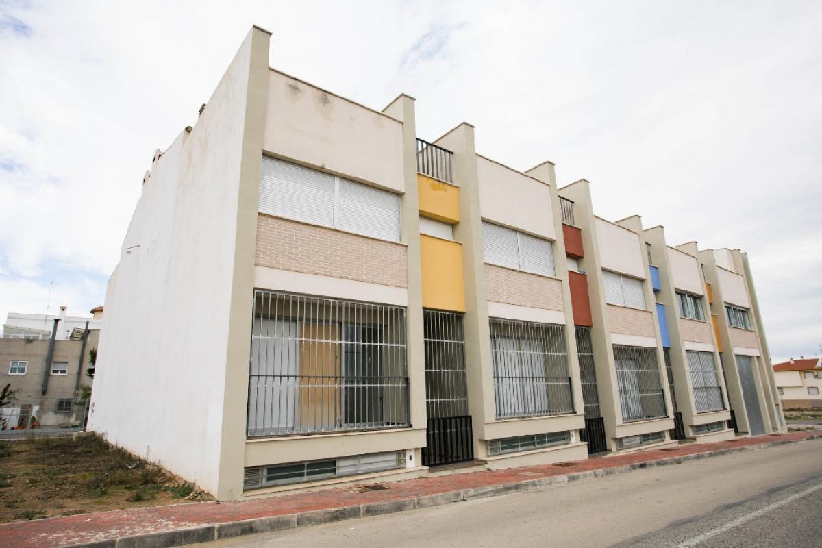 Casa en venta en Bullas, Murcia, Calle Tirso de Molina, 105.600 €, 3 habitaciones, 3 baños, 226 m2