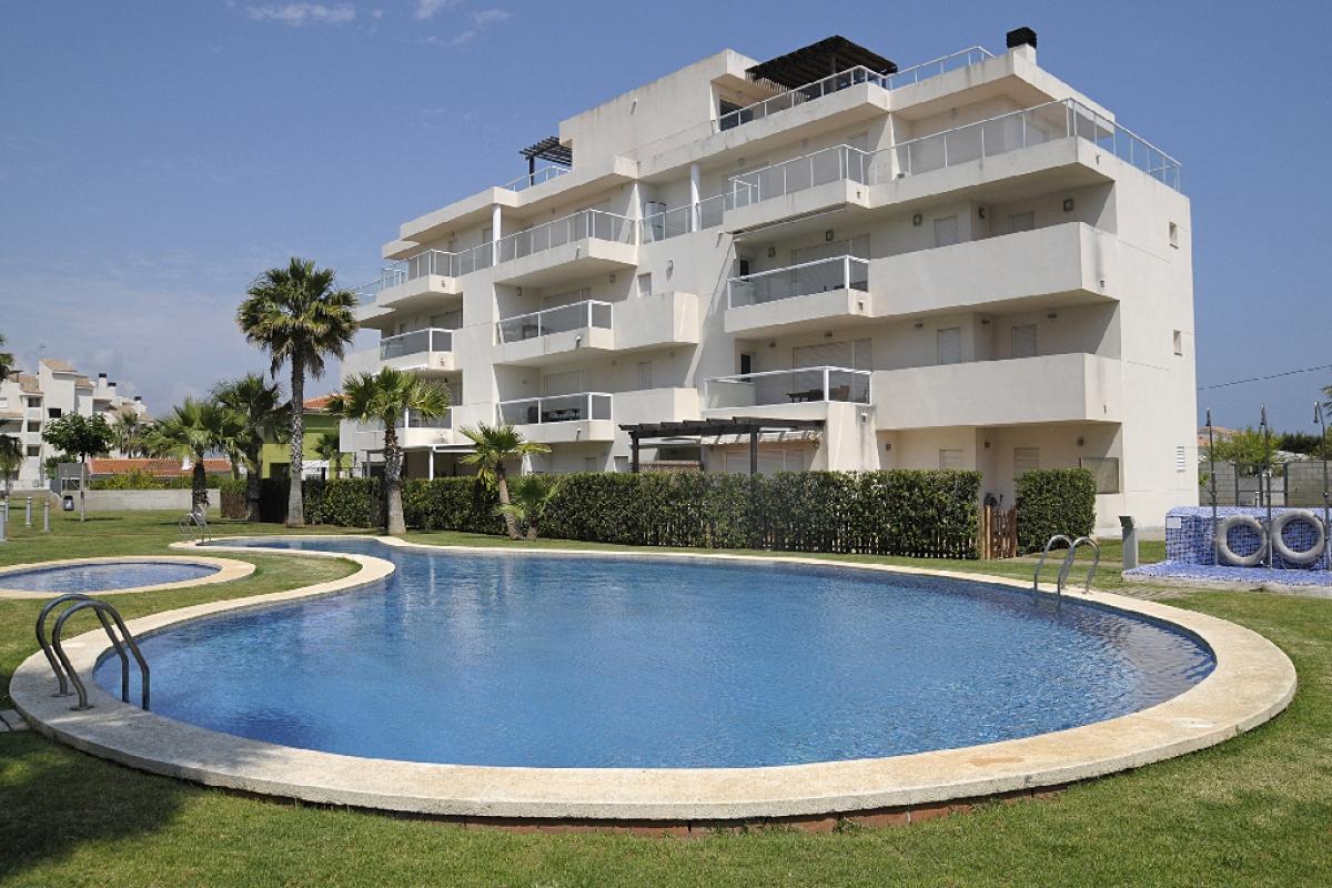 Piso en venta en El Verger, Alicante, Calle Grecia, 105.500 €, 1 habitación, 1 baño, 60 m2