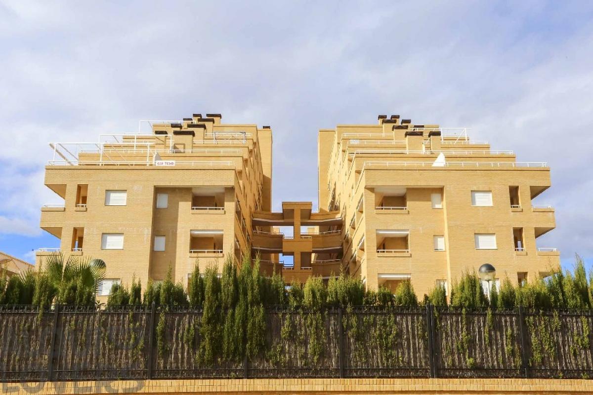 Piso en venta en Oropesa del Mar/orpesa, Castellón, Avenida Central, 73.000 €, 2 habitaciones, 2 baños, 71 m2