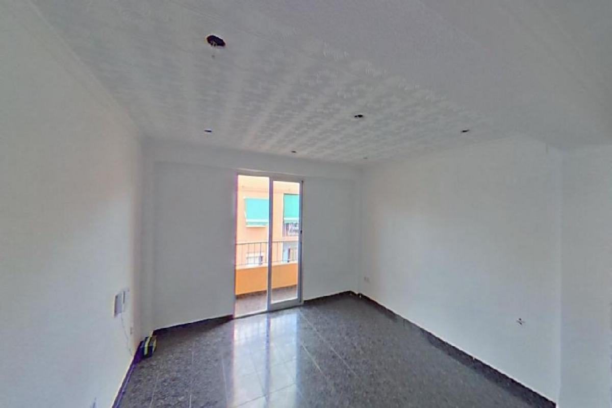 Piso en venta en Catarroja, Valencia, Plaza Mestre Iturbi, 49.500 €, 3 habitaciones, 1 baño, 82 m2