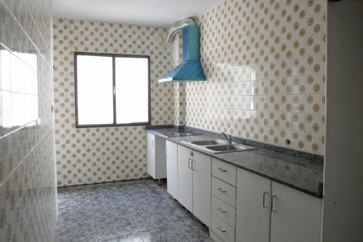 Piso en venta en Alcantarilla, Murcia, Calle de la Cruz, 81.000 €, 3 habitaciones, 1 baño, 96 m2