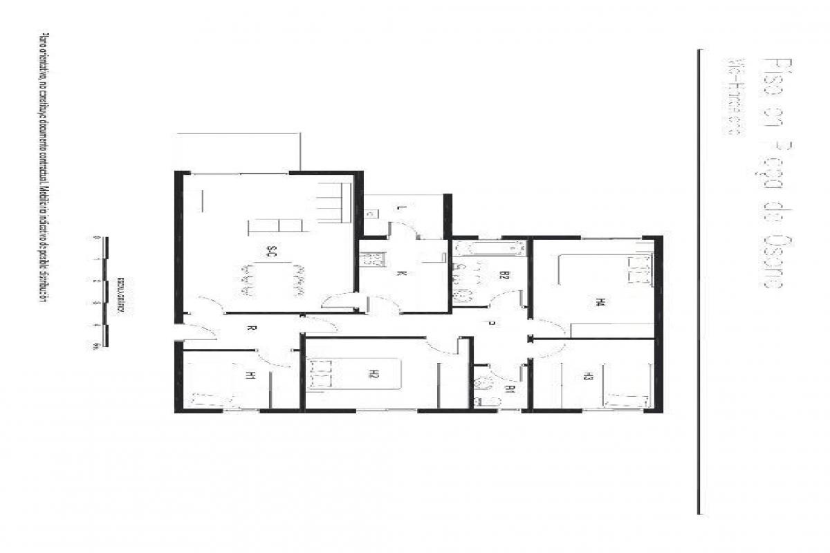 Piso en venta en Vic, Barcelona, Plaza Osona, 95.000 €, 4 habitaciones, 2 baños, 112 m2
