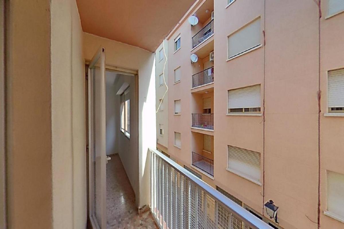 Piso en venta en Piso en Onda, Castellón, 44.000 €, 4 habitaciones, 2 baños, 102 m2
