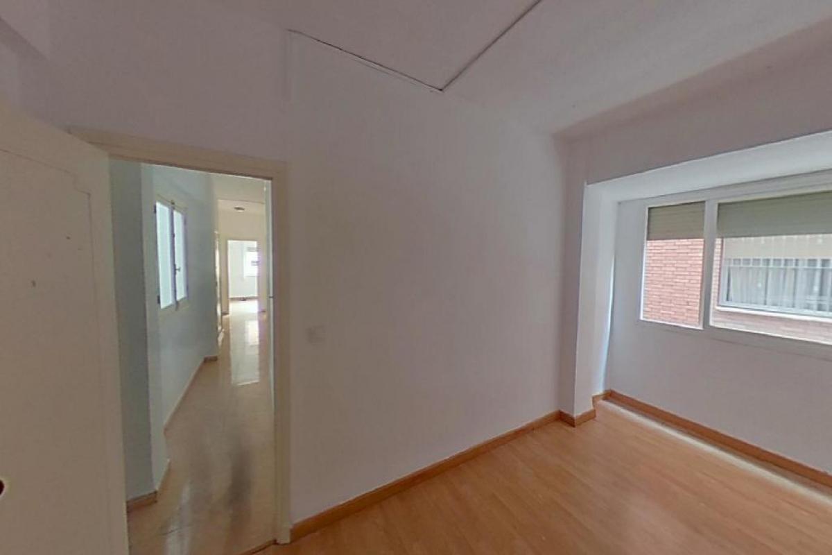 Piso en venta en Alcantarilla, Murcia, Calle Covadonga, 65.000 €, 3 habitaciones, 1 baño, 102 m2