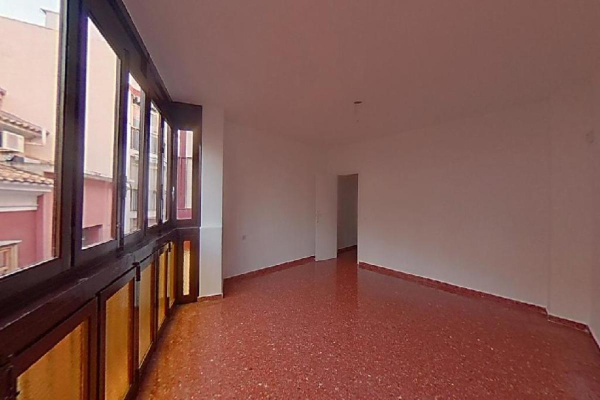 Piso en venta en Lorca, Murcia, Plaza del Ibreño, 71.500 €, 3 habitaciones, 2 baños, 119 m2