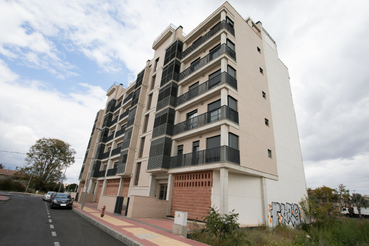 Piso en venta en Murcia, Murcia, Calle Agustinas, 161.700 €, 2 habitaciones, 2 baños, 110 m2