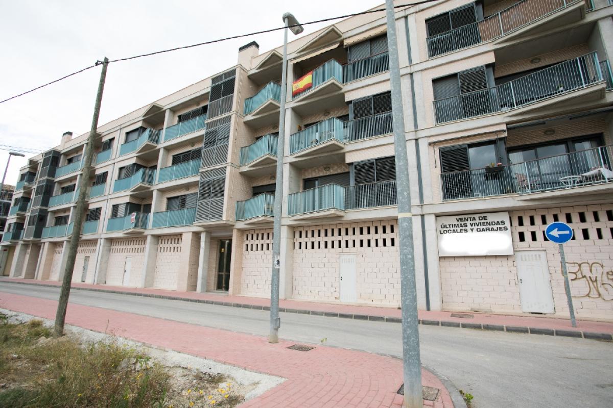 Piso en venta en Murcia, Murcia, Calle de la Palmeras, 203.175 €, 4 habitaciones, 2 baños, 133 m2