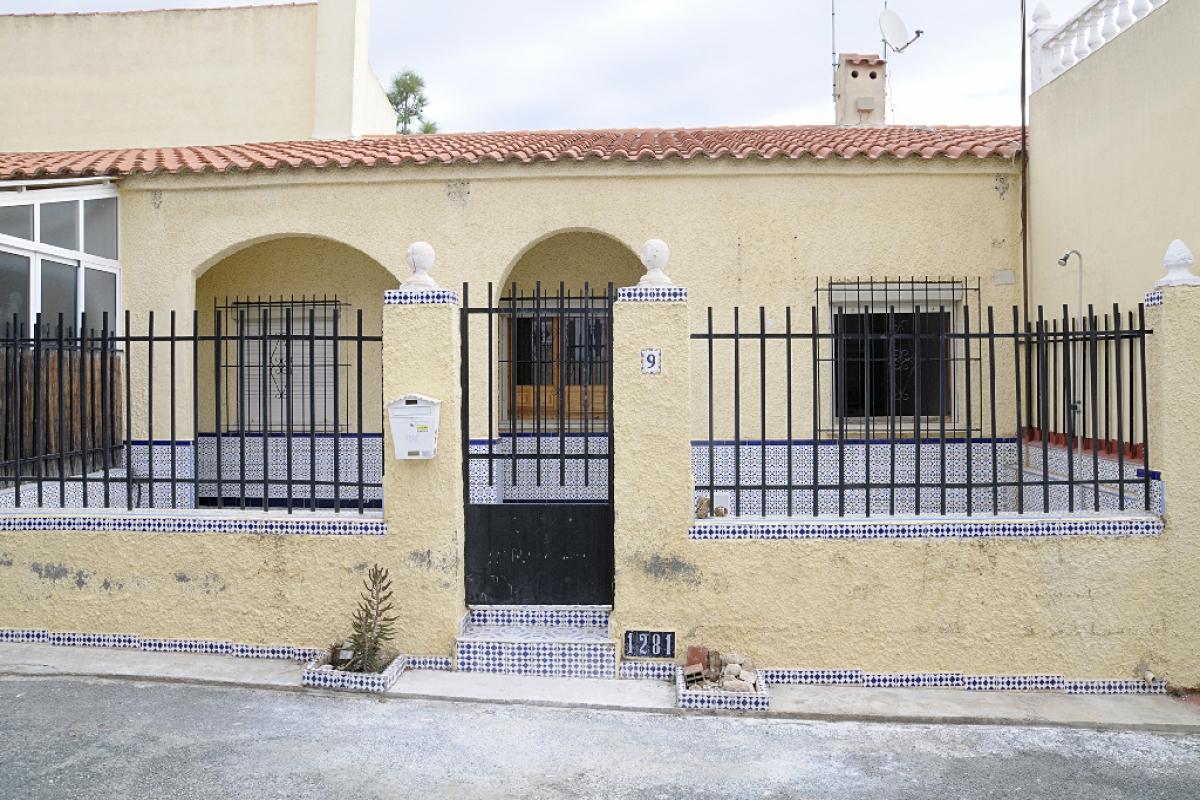 Casa en venta en San Fulgencio, Alicante, Urbanización Marina-fina, 53.000 €, 2 habitaciones, 1 baño, 40 m2