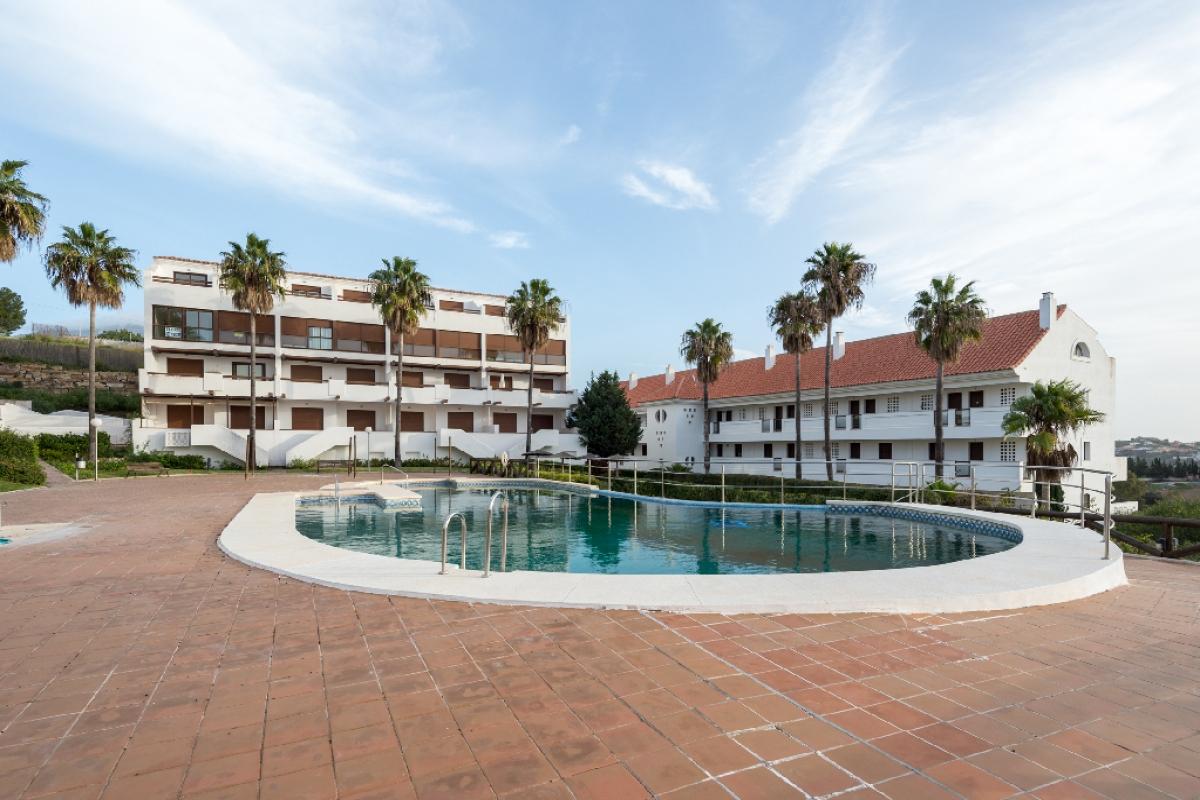 Piso en venta en Puebla Aida, Mijas, Málaga, Calle Edimburgo de Mijas Golf, 152.000 €, 2 habitaciones, 2 baños, 93 m2