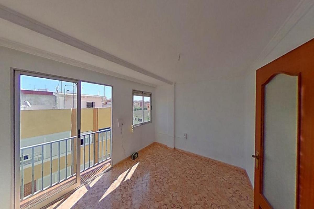 Piso en venta en Monte Vedat, Torrent, Valencia, Calle Espronceda, 54.500 €, 3 habitaciones, 1 baño, 73 m2