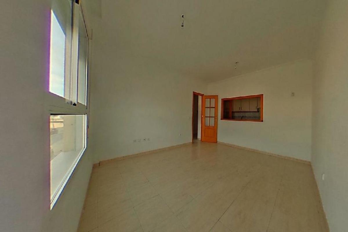 Piso en venta en Los Depósitos, Roquetas de Mar, Almería, Calle Jose Maria Cagigal, 52.000 €, 1 habitación, 1 baño, 52 m2