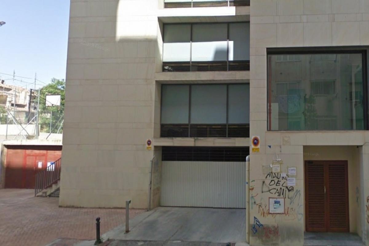 Parking en venta en Zona Alta, Alcoy/alcoi, Alicante, Calle Musics Perez Monllor, 8.100 €, 29 m2